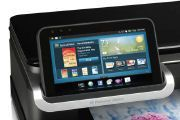 HP Android-tablet alleen bij printer
