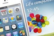 Samsung Galaxy S4 vs. iPhone 5: verschil