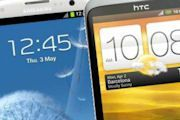 HTC One X vs. Samsung Galaxy S3