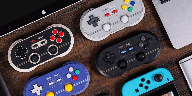 8bitdo controllers