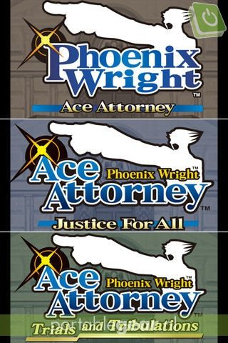 Ace Attorney: Phoenix Wright Trilogy HD voor iPhone en iPad