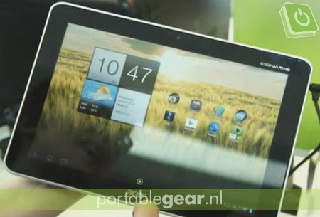 Acer Iconia Tab A210 (via Engadget)