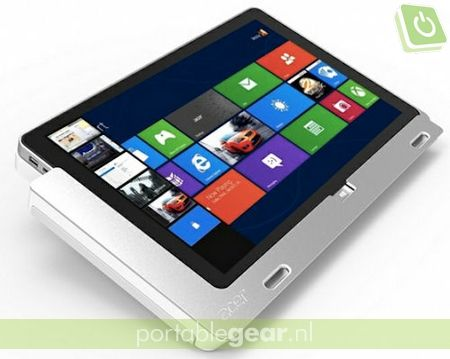 Acer Iconia Tab 510: Windows 8-tablet
