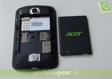 Acer Liquid Z2: dual-sim of single-sim