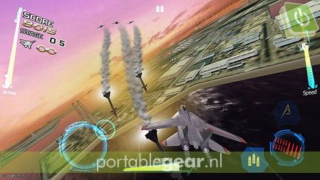 After Burner Climax voor iPhone en iPad
