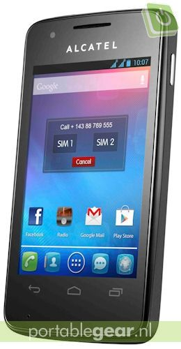 Alcatel One Touch S