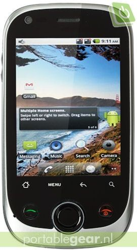 ALDI Wolfgang 2.8 smartphone (AT-AS28D)