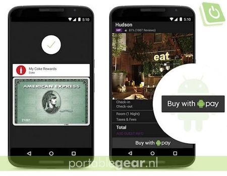 Android M: Android Pay