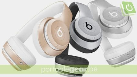 Beats Solo 2 Wireless-headset in iPhone-kleuren