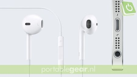 Apple EarPods & Lightning-connector