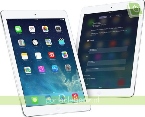 iPad Air vs. iPad 4