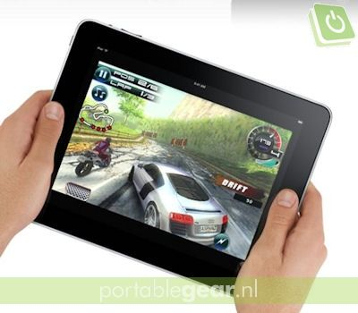 Apple iPad & Need For Speed Shift