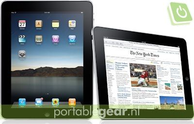 Apple iPad (via Engadget)
