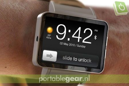 Apple iWatch (concept)