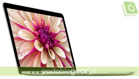 Apple MacBook Pro 15-inch Retina (2015) met Force Touch