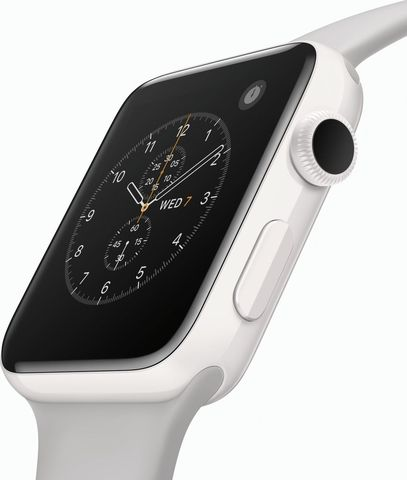 Apple Watch Series 2 - Keramisch