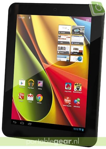 Archos 80 Cobalt: 8-inch Android 4.0-tablet