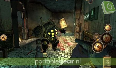 BioShock voor iPhone en iPad
