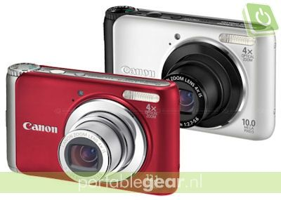 Canon PowerShot A3100 IS & PowerShot A3000 IS