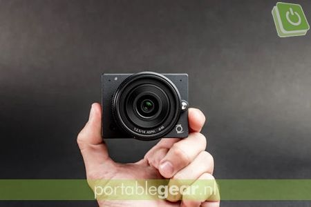 E1: compactste Micro Four Thirds-systeemcamera