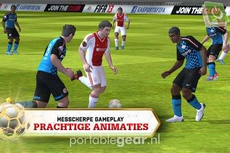 FIFA 13 voor iPhone en iPad