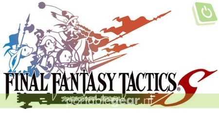 Final Fantasy Tactics S voor smartphone