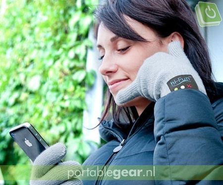 Hi-Call Bluetooth Glove