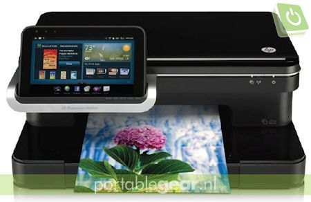 HP Photosmart eStation met Android-tablet