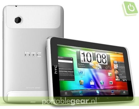 HTC Flyer: Android 2.4-tablet