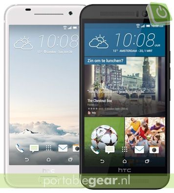 HTC One A9 vs. HTC One M9: verschil