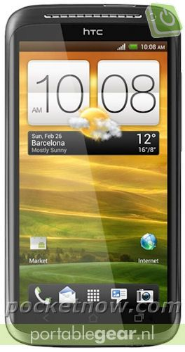 HTC One X (via Pocketnow.com)
