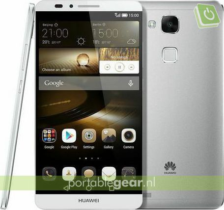 Huawei Ascend Mate7 met 4G+/LTE Advanced