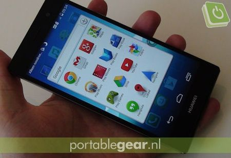Huawei Ascend P7: Android 4.4.2 KitKat