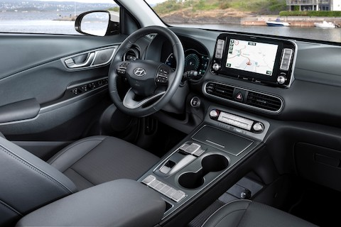 Hyundai Kona Electric - Interieur