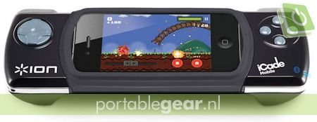 iCade Mobile controls voor iPhone / iPod touch