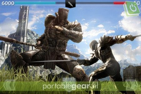 Infinity Blade II voor iPhone en iPad