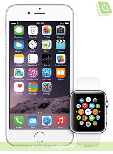iOS 8.2: Apple Watch-support voor iPhone 5/5C/5S/6/6 Plus