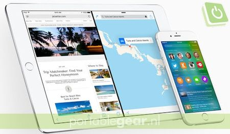 iOS 9 op iPad en iPhone