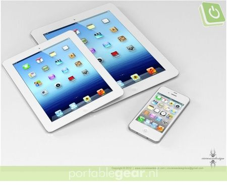 iPad mini / iPad Air (concept)