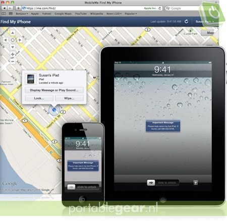 Find My iPhone/iPad (iOS 4.2) - iPhone & iPad