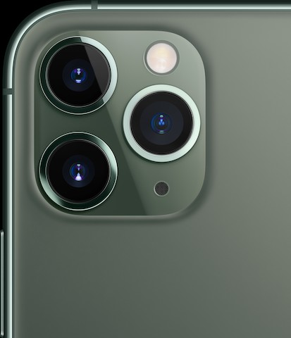 Apple iPhone Pro 11 cameramodule