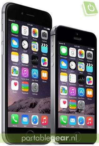 iPhone 6 vs. iPhone 5(S): verschil