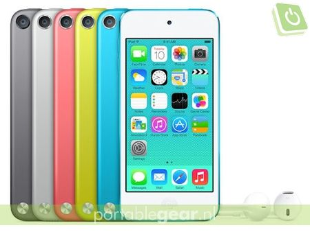 iPod touch 16GB (2014)