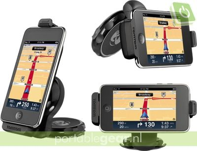 TomTom carkit voor iPod touch