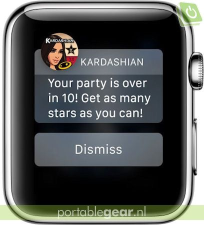 Kim Kardashian: Hollywood op Apple Watch