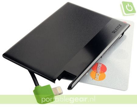 Leitz Complete Credit Card Power Bank