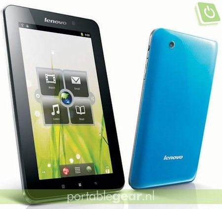 Lenovo IdeaPad A1: budget-tablet