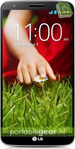 LG G2 - front