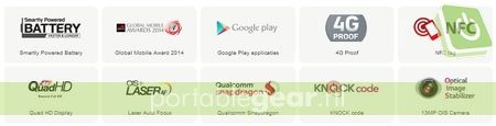 LG G3 - Features