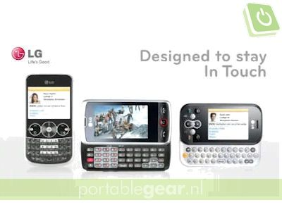 LG In Touch Family